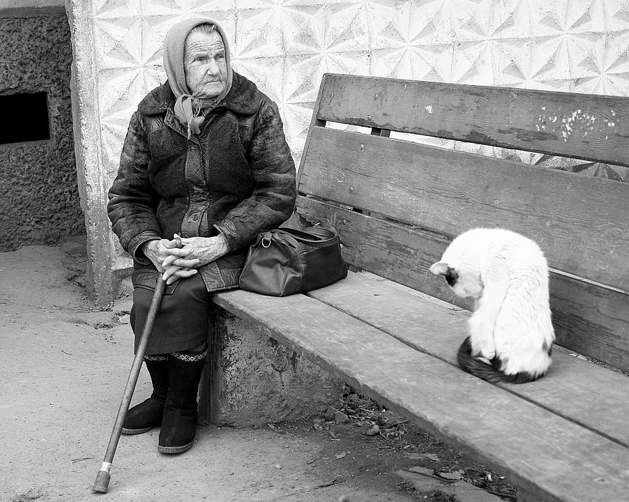 siromaštvo, baka, bijeda
