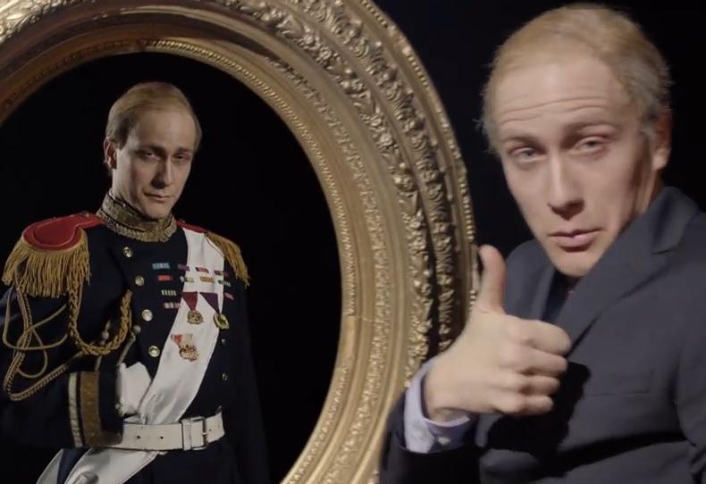 VIDEO: OSVOJIO INTERNET - Slovenski glumac poigrao se s moćnim Putinom - kako?