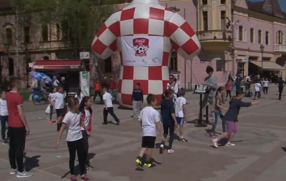 VIDEO: 20. SPORTSKE IGRE MLADIH - Natjecanja uz podršku ambasadora - Luka Modrić jedan je od njih
