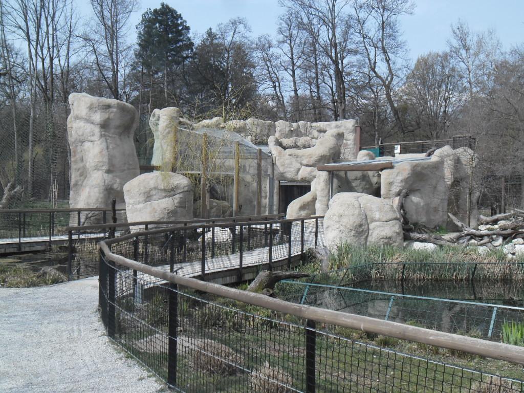 Gradi Se U Zoo Vrtu Zagreb Obnavlja I Modernizira Prelijepi Grad
