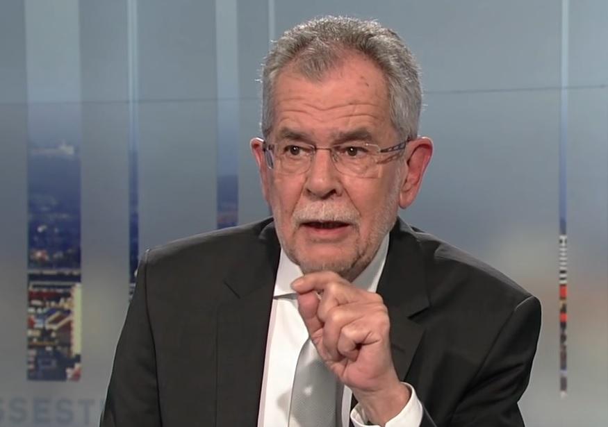 EUROPA ODAHNULA: Desničar nije uspio - novi austrijski predsjednik je Alexander Van der Bellen 1