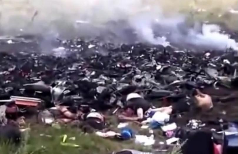 VIDEO: NAKON ZRAKOPLOVNE NESREĆE - Obitelji poginulih tuže Rusiju i Putina