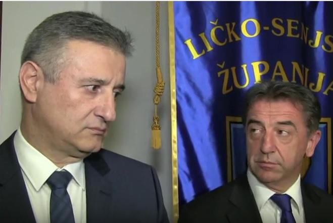 VIDEO: SNIMKA NE LAŽE - Eto što je potpredsjednik Milinović govorio o predsjedniku Karamarku