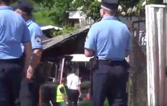 ZADNJI NA TRASI: Deložacija uz 60 policajaca u Branimirovoj - priopćenje grada
