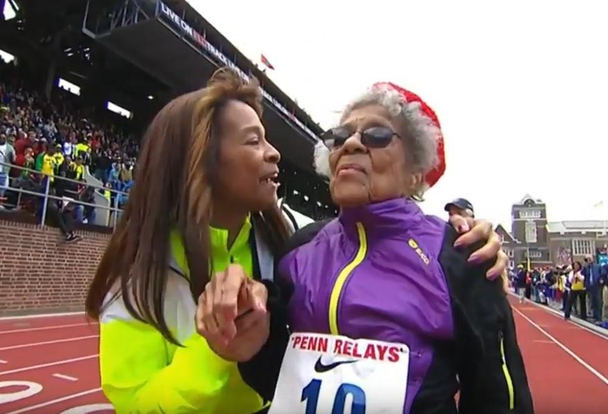 VIDEO: REKORD STOGODIŠNJAKINJE: Pogledajte kako je bakica pretrčala 100 metara sprinta