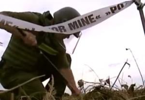 mine, pirotehničari