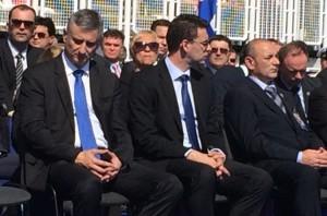 Spojio ih protokol na svečanosti, ali se Karamarko i Petrov, dva potpredsjednika Vlade nisu ni pogledali - ima li toga negdje?