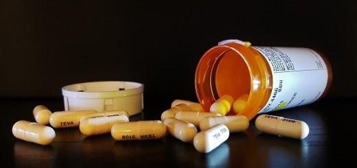 pilule, antibiotici