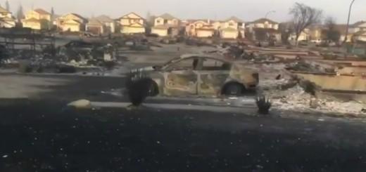 VIDEO: ZASTRAŠUJUĆE - Požar težak u šteti sedam milijardi i dalje divlja - prijeti najvećom katastrofom u Kanadi