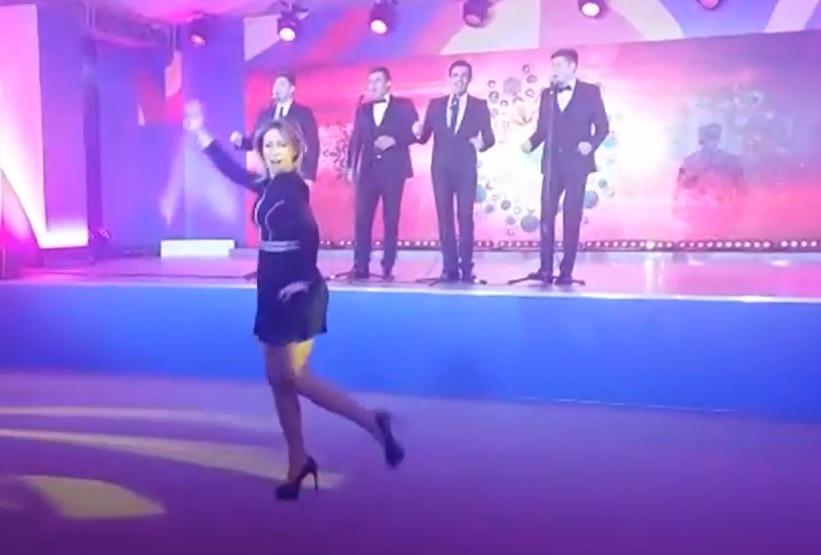 VIDEO: KALJINKA - Ovako pleše zgodna glasnogovornica ruskog ministra