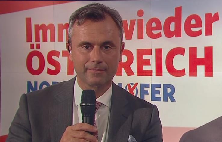 EUROPA ODAHNULA: Desničar nije uspio - novi austrijski predsjednik je Alexander Van der Bellen 2