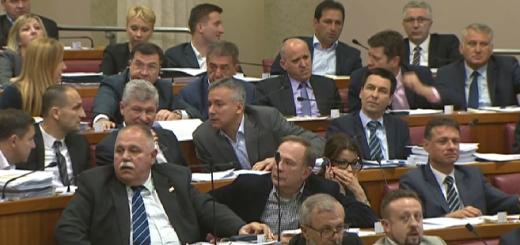 BURA UNUTAR HDZ-A: Jandroković i Mlakar podnijeli ostavke na dužnost potpredsjednika Kluba