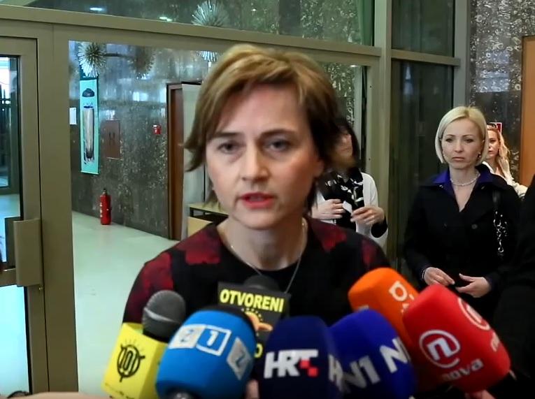 JOŠ JEDNA KANDIDATKINJA: I Sandra Švaljek želi u fotelju gradonačelnika Zagreba