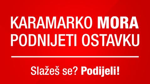SDP U AKCIJI: Objavili poruku na društvenoj mreži i traže podršku