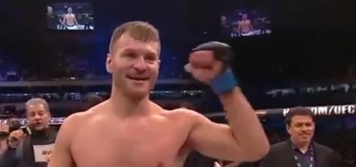 VIDEO: NOVI UFC PRVAK - Stipe Miočić nokautirao protivnika dok je ovaj bio u naletu