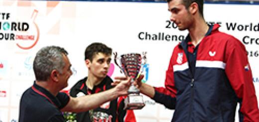 ZAGREB OPEN: Fantastični Tomislav Pucar osvojio turnir do 21 godine!