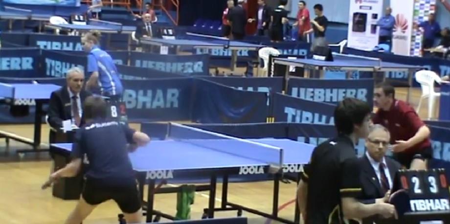 BLIŽI SE SPEKTAKL: Zagreb Open donosi vrhunski stolni tenis 2