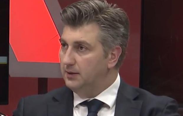 ANDREJ PLENKOVIĆ: O svojoj kandidaturi razgovarao sam i s Milijanom Brkićem