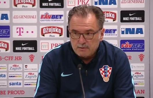 ANTE ČAČIĆ: Utakmica protiv Češke najvažnija - uzoriti kapetan Srna se vraća