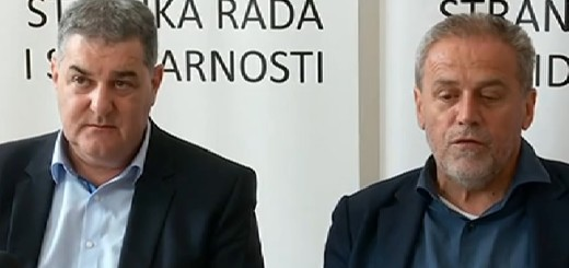 BANDIĆ I BALDASAR ZAJEDNO: Dioba na lijevo i desno služi za napajanje jada ljudi - kaže Bandić