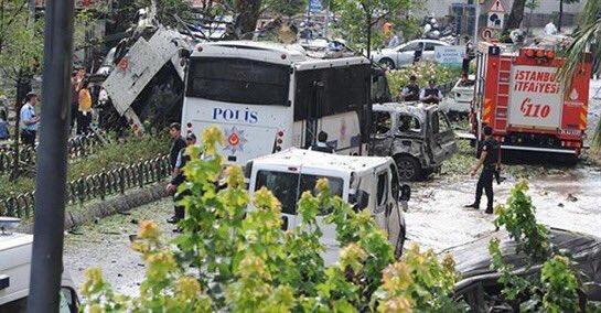 VIDEO: EKSPLOZIJA U ISTANBULU - U napadu 11 mrtvih i 36 ranjenih