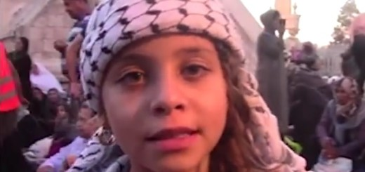 VIDEO: HRABRA DJEVOJČICA - Mala Palestinka ima 10 godina, a šalje izvješća kao novinarka 1