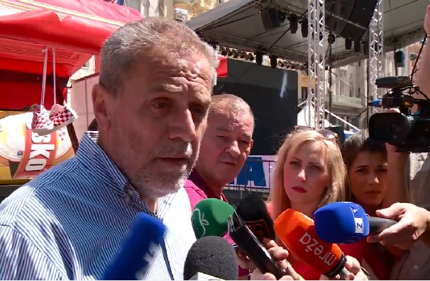 MILAN BANDIĆ: Izaći ću na izbore u optimalnoj formi i kandidirati se za premijera