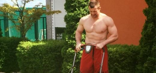 FOTO: CRO COP U AKCIJI - Povoljno uređujem travnjake i dvorišta! 1