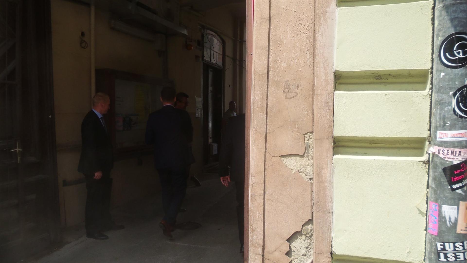 RAZRAĐUJU STRATEGIJU: Božo Petrov u domu premijera Oreškovića - koje će biti novosti?!