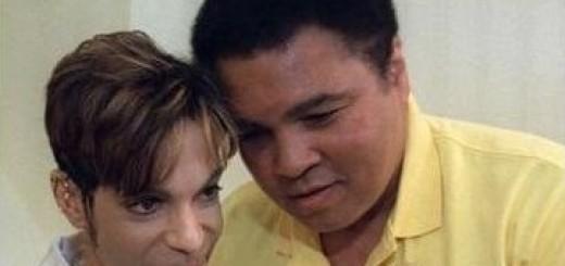 UZ ODLAZAK VELIKANA: Malo je poznato - Muhammed Ali i Prince bili su veliki prijatelji 1