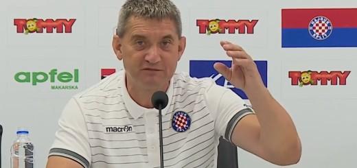 VIDEO: NOVI STIL NA POLJUDU - Hajduk nema viziju i nema napisanu strategiju! - bio je oštar novi trener
