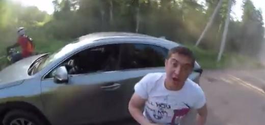 VIDEO: MAKLJAŽA NA CESTI - Pogledajte kakve je batine pobrao bahati vozač Lexusa