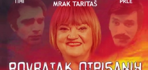 "VIDEO: PREDIZBORNI HIT - Anka Mrak Taritaš u spotu ""povratak otpisanih"""