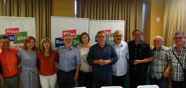 BANDIĆ U BJELOVARU: Želim s kvalitetnim ljudima pomoći Hrvatskoj - to mi savjest nalaže