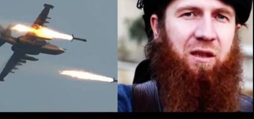 """SMRT """"MINISTRA RATA"""": Abu Omar al-Šišani je poginuo - objavila tzv. Islamska država"""