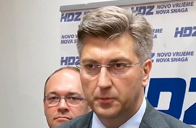 PLENKOVIĆ JEDAN I JEDINI: Od Miloševića želim izvješće o financiranju HDZ-a - važno je i od koga se i zašto posuđuje