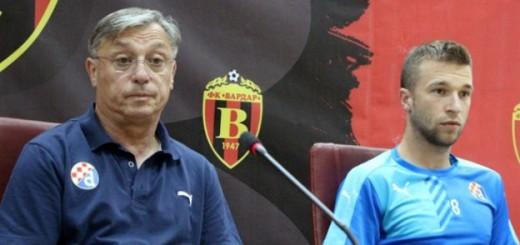 PRVA CICINA USPJEŠNA: Dinamo bolji od Vardara - domaćini imali tri stative