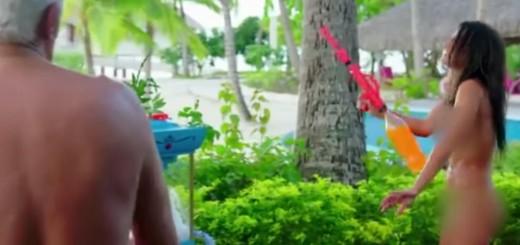 VIDEO: GOLI SASTANAK - Pogledajte što se u TV showu događa kad je njoj 24 a njemu 69 godina