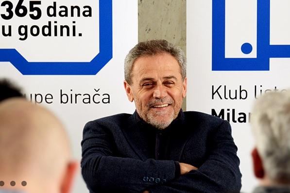 MILAN BANDIĆ: Oni koji hoće bolji život poduprijet će me. Milanović? I sa crnim vragom za boljitak!