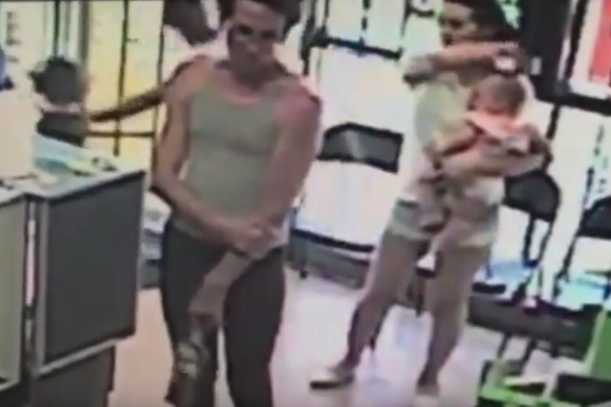 VIDEO: SVJEDOČANSTVO - Pogledajte kako je muškarac pokušao oteti djevojčicu