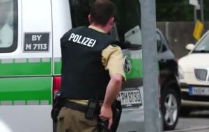 policija, njemačka 1