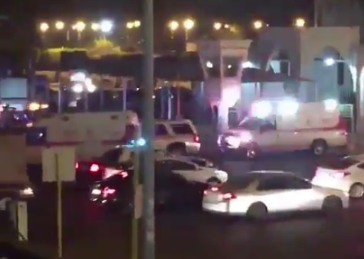 BOMBAŠKI NAPAD: Raznio se kod američkog konzulata u Saudijskoj Arabiji