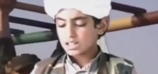 VIDEO: OSVETA - Sin Osame bin Ladena zaprijetio SAD-u zbog ubojstva oca 1
