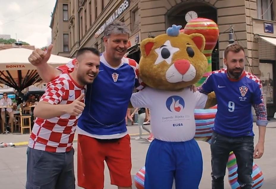 OTVORENE EU SVEUČILIŠNE IGRE: Više od 5.000 sportaša iz 41 zemlje u utrci za medalje