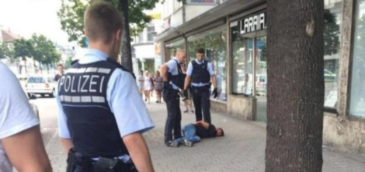 Ubojstvo u Reutlingenu (Foto: Twitter)