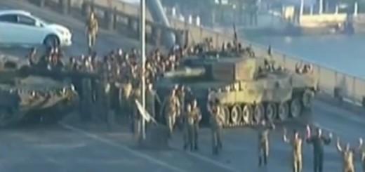 VIDEO: TURSKA DRAMA - Puč nije uspio - 191 mrtvih , 1.440 ranjenih, moguć i novi udar 2