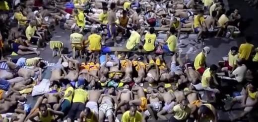 VIDEO: ZATVORSKI PAKAO - Tisuće leže jedan do drugoga - jedan zahod na 130 zatvorenika 1
