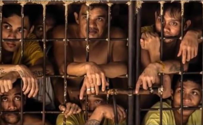VIDEO: ZATVORSKI PAKAO - Tisuće leže jedan do drugoga - jedan zahod na 130 zatvorenika 2