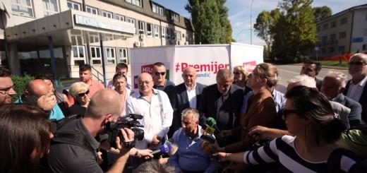 MILAN BANDIĆ: Rješenje za rafineriju Sisak je javno privatno partnerstvo!