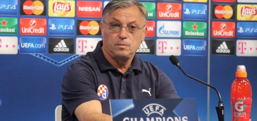 Cico Kranjčar (Foto: GNK Dinamo)